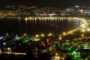 بودروم-في-الليل