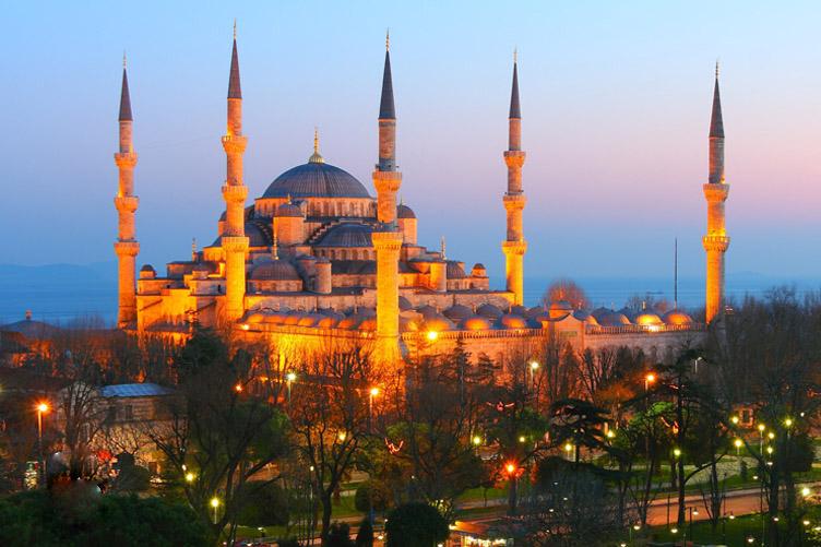 جامع-السلطان-أحمد-اسطنبول
