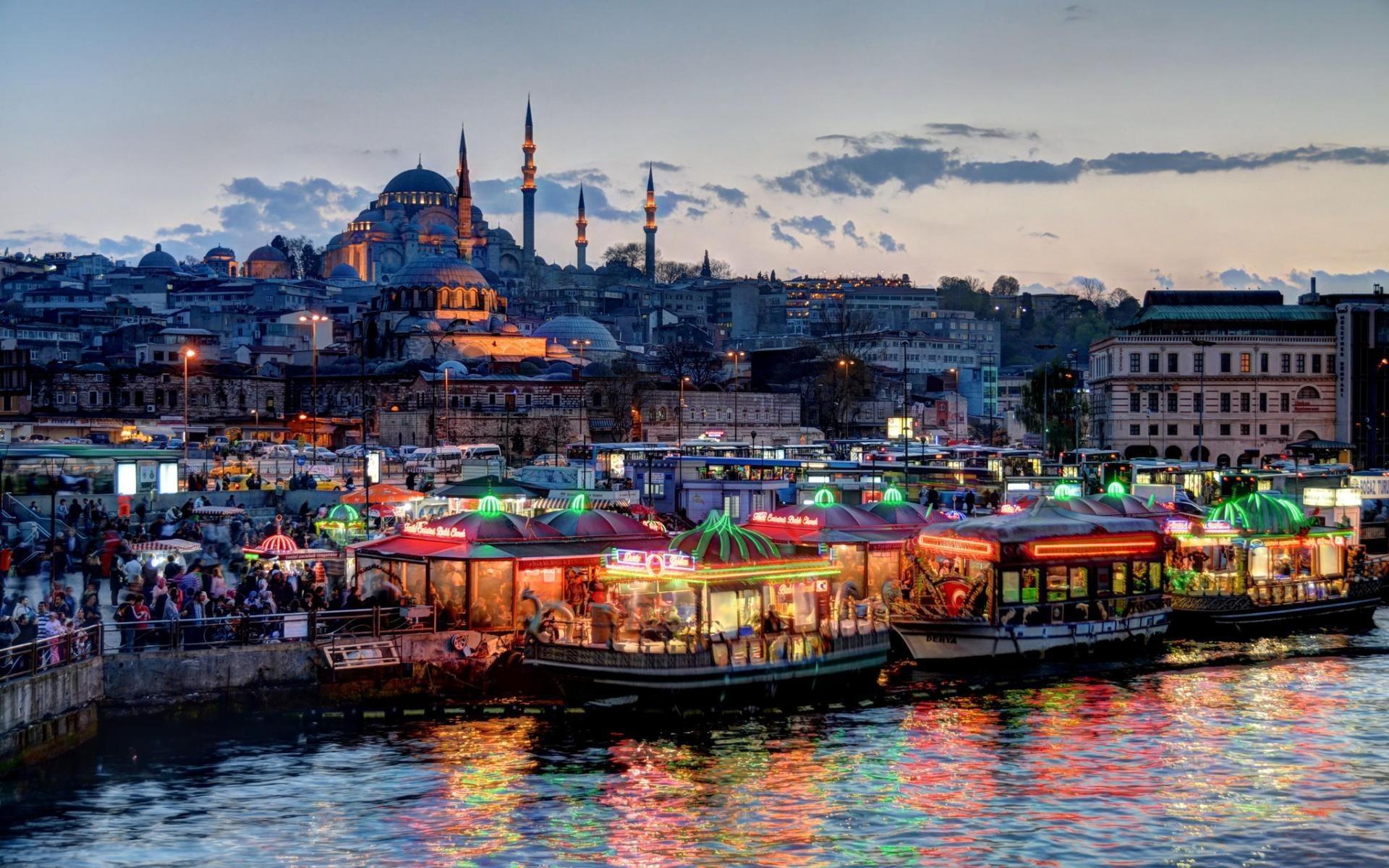 رحلة سياحية الى مدينة اسطنبول الرائعة