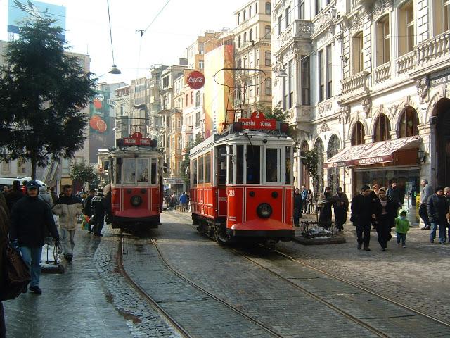 اسطنبول نبذة شارع الاستقلال