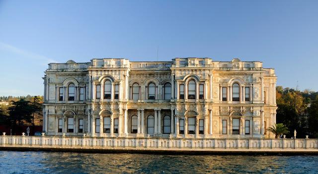 تعرف على بيلار بيّ قصر الضيافة العثماني