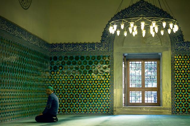 المسجد الأخضر في بورصه